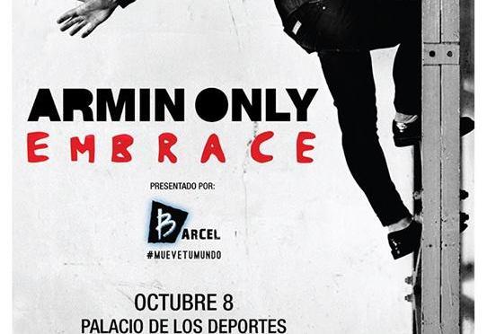 ARMIN ONLY EMBRACE WORLD TOUR LLEGA A MÉXICO