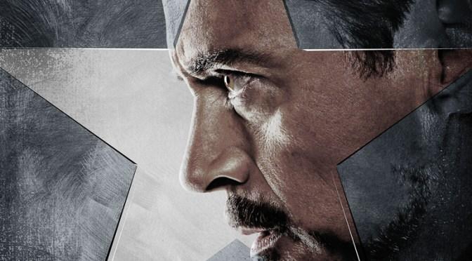 Presentando al #TeamIronMan en los nuevos pósters de Captain America: Civil War