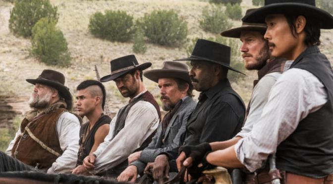 De regreso al viejo oeste con Denzel Washington en el primer tráiler de The Magnificent Seven