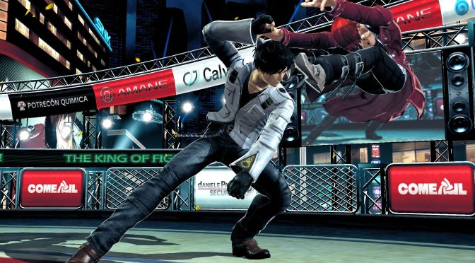 Gameplay, gameplay y más gameplay de The King of Fighters XIV