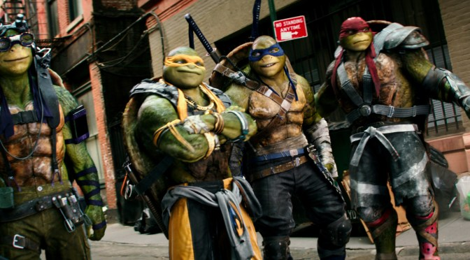 Llega el segundo tráiler de Tortugas Ninja 2: Fuera de las Sombras