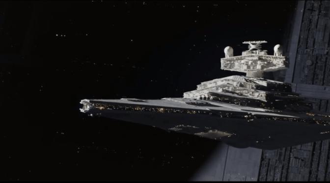 ¡La rebelión está lista para el ataque! Primer tráiler de Rogue One: Una historia de Star Wars