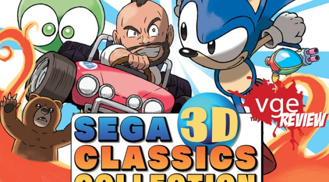 [REVIEW] SEGA 3D Classics Collection