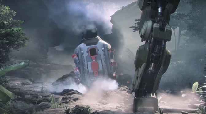 El primer teaser trailer de Titanfall 2 apunta a la gran revelación en junio