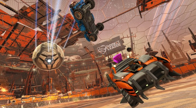 A partir de hoy Rocket League de Xbox One será cross-platform con PC