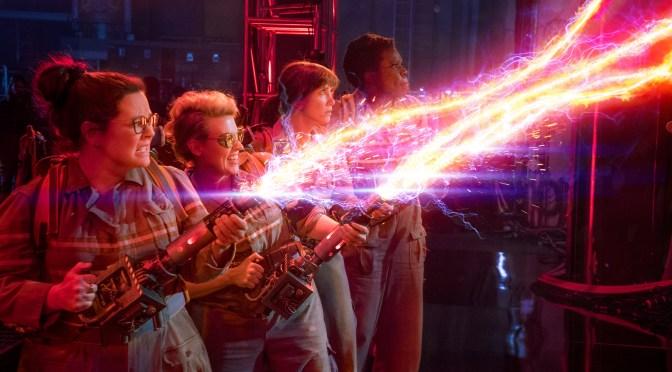 El apocalipsis fantasmal está cerca en el nuevo tráiler de Ghostbusters