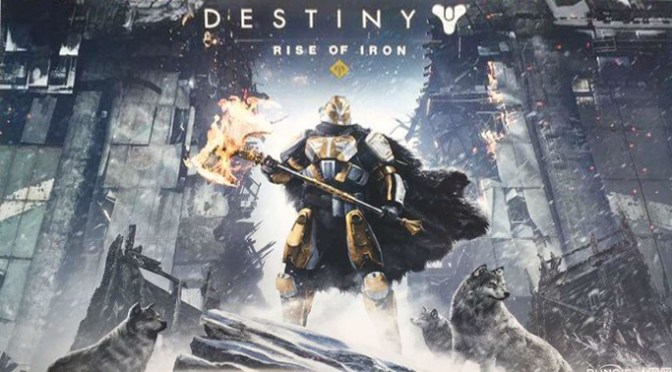La siguiente expansión de Destiny podría llamarse Rise of Iron