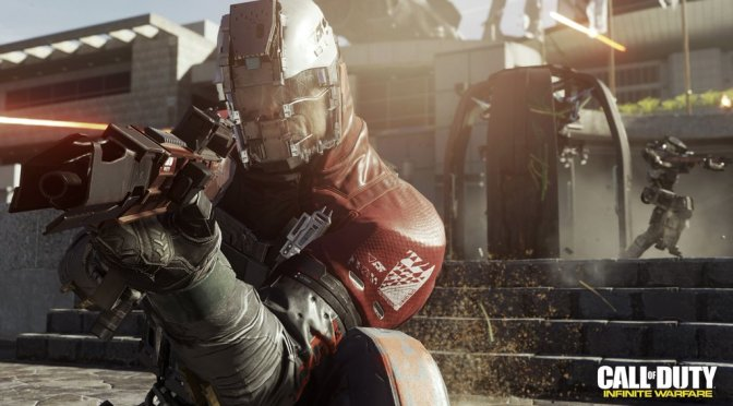 Chequen el primer tráiler de Call of Duty: Infinite Warfare