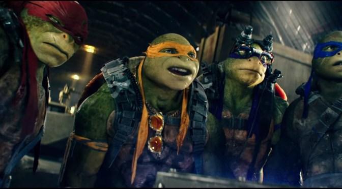 Ya está aquí el nuevo tráiler de Tortugas Ninja 2: Fuera de las Sombras