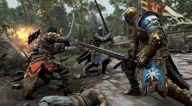 [E3 2016] For Honor llega con más hombría y guerras épicas en su campaña single player