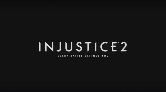 ¡Mira el primer tráiler oficial de Injustice 2!