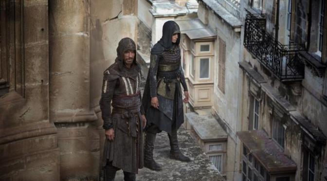 [E3 2016] Nuevas imagenes y detrás de camaras de la pelicula de Assassin's Creed