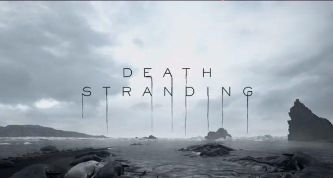 [E3 2016] Y el nuevo proyecto de Hideo Kojima es… Death Stranding