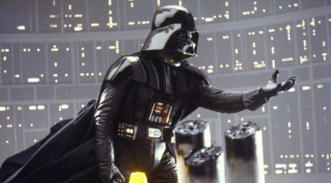 ¡Darth Vader estará de vuelta en Rogue One: A Star Wars Story!