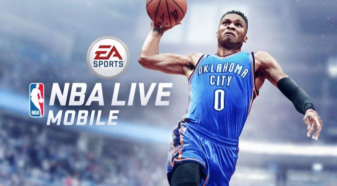 La temporada de básquetbol nunca termina con el lanzamiento de EA SPORTS NBA LIVE MOBILE