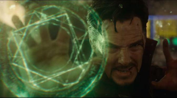 """<span class=""""entry-title-primary"""">El nuevo trailer de Dr Strange es simplemente increíble</span> <span class=""""entry-subtitle"""">Esto va a estar más fuerte que el efecto causado por Inception</span>"""