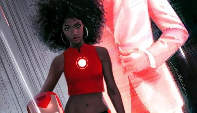 ¿Iron Man ahora será Iron Woman? Alguien tomará el manto de Tony Stark muy pronto
