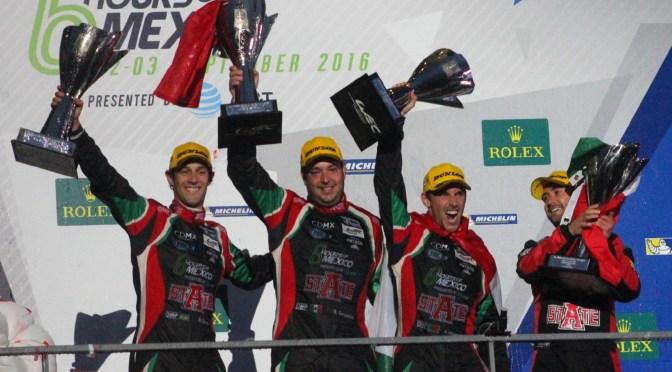 """<span class=""""entry-title-primary"""">González, Senna y Albuquerque conquistan 6 Horas de México en la LMP2</span> <span class=""""entry-subtitle"""">Suena el Himno Nacional en el Podio del Autódromo Hermanos Rodríguez con el triunfo del RGR Sport</span>"""