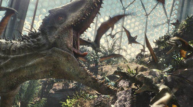 """<span class=""""entry-title-primary"""">Jurassic World no sólo se quedará con una segunda parte, será una trilogía</span> <span class=""""entry-subtitle"""">Tendremos 2 películas más de dinosaurios</span>"""