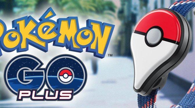 """<span class=""""entry-title-primary"""">Pokémon GO Plus sale a la venta en una semana</span> <span class=""""entry-subtitle"""">Que la cacería Pokémon continúe</span>"""