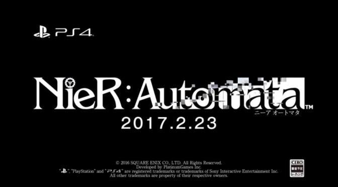 """<span class=""""entry-title-primary"""">NieR: Automata también estuvo presente en la conferencia de Sony</span> <span class=""""entry-subtitle"""">Uno de los títulos más esperados del 2017</span>"""