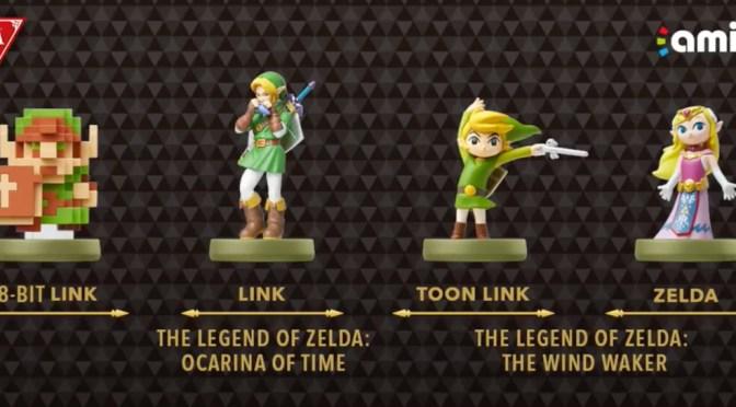 """<span class=""""entry-title-primary"""">¿Más Zelda? ¡Claro! Checa estos nuevos amiibos en camino</span> <span class=""""entry-subtitle"""">30 años de The Legend of Zelda es algo por lo que Nintendo se siente orgulloso</span>"""