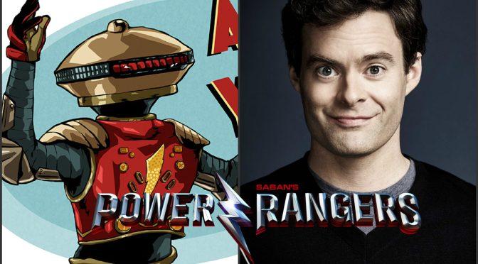 """<span class=""""entry-title-primary"""">Bill Hader se une al elenco de The Power Rangers</span> <span class=""""entry-subtitle"""">¡Ayayay esto se pone cada vez mejor!</span>"""