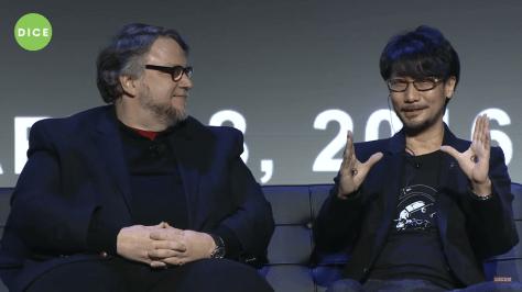 Del Toro y Kojima estarían dispuestos a trabajar juntos!!