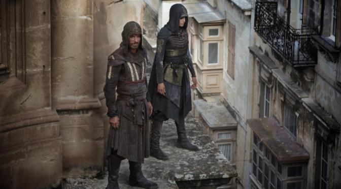 """<span class=""""entry-title-primary"""">El nuevo trailer de Assassin's Creed profundiza en el presente de Michael Fassbender</span> <span class=""""entry-subtitle"""">Bienvenidos a la inquisición española</span>"""