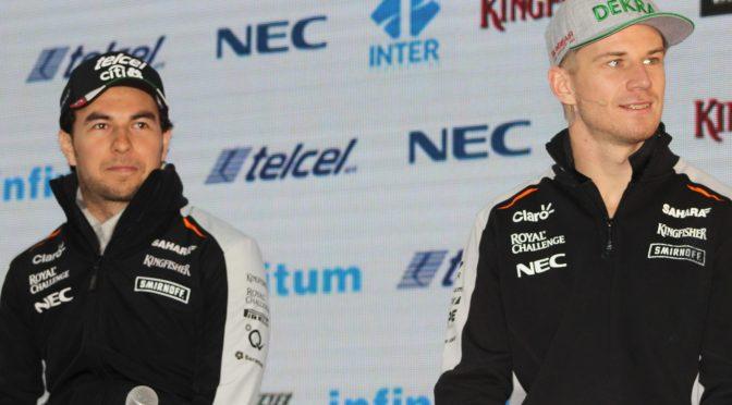 Año Increíble, así describió Sergio Pérez lo que va de está temporada previo al Gran Premio de México