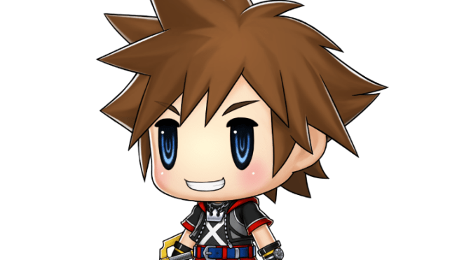 "<span class=""entry-title-primary"">Sora de Kingdom Hearts llegará a World of Final Fantasy</span> <span class=""entry-subtitle"">¡Sora chibi!</span>"