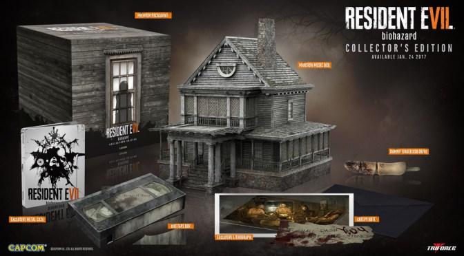 """<span class=""""entry-title-primary"""">No querrás quedarte sin tu edición de colección de Resident Evil 7</span> <span class=""""entry-subtitle"""">Debo... tenerla...</span>"""