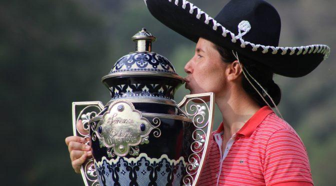 Carlota Ciganda conquista el Lorena Ochoa Invitational 2016