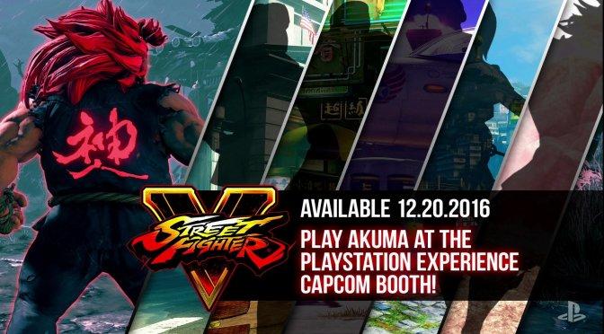 "<span class=""entry-title-primary"">¡Akuma y nuevo contenido en camino a Street Fighter V!</span> <span class=""entry-subtitle"">¡¿Qué diablos le pasó a su cabello?!</span>"