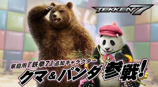 """<span class=""""entry-title-primary"""">¡Llegaron los osos a Tekken 7! Más información del juego revelada</span> <span class=""""entry-subtitle"""">Pero aún sin fecha de lanzamiento...</span>"""