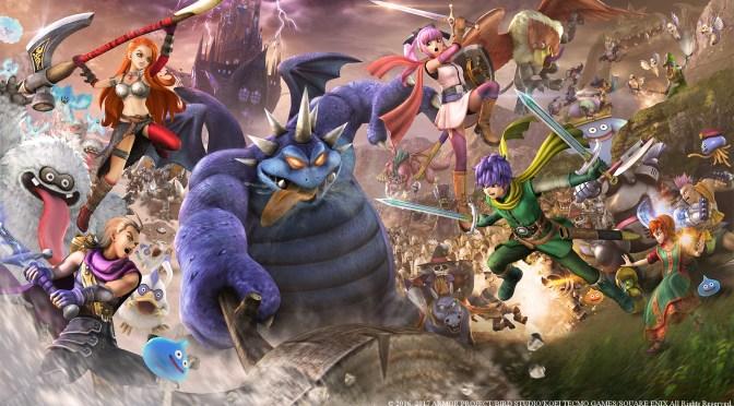 """<span class=""""entry-title-primary"""">Dragon Quest Heroes II llegará a América en abril 2017</span> <span class=""""entry-subtitle"""">Son tan son unos meses de espera</span>"""