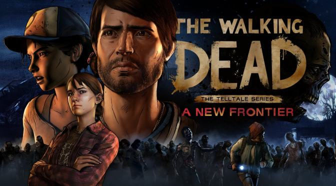 """<span class=""""entry-title-primary"""">Imperdible el tráiler de lanzamiento de The Walking Dead: A New Frontier</span> <span class=""""entry-subtitle"""">El mundo y las personas ya son lo que eran antes</span>"""