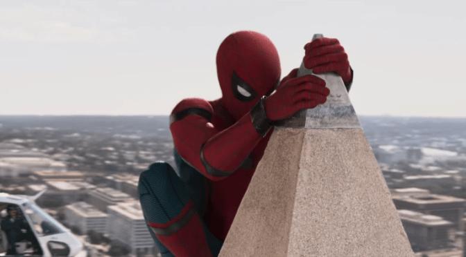 """<span class=""""entry-title-primary"""">De manera espectacular llega a nosotros el primer tráiler de Spider-Man Homecoming</span> <span class=""""entry-subtitle"""">¡Con todo y Robert Downey Jr. incluido!</span>"""