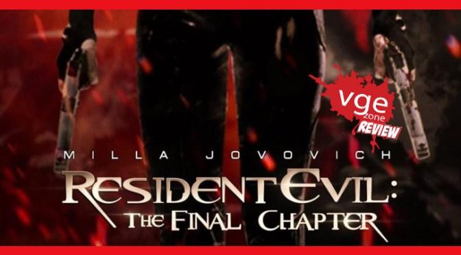 """<span class=""""entry-title-primary"""">[REVIEW] Resident Evil: The Final Chapter</span> <span class=""""entry-subtitle"""">¡El fin de una era! Recuerdo cuando no me dejaban entrar a ver la primera por mi edad...</span>"""