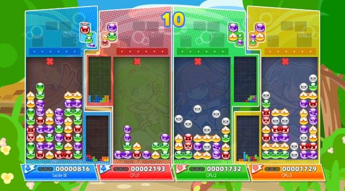 """<span class=""""entry-title-primary"""">Preparen las retas, Puyo Puyo Tetris llega al PS4 y Switch en abril</span> <span class=""""entry-subtitle"""">Los Puyos y tetriminos se van a descontrolar</span>"""