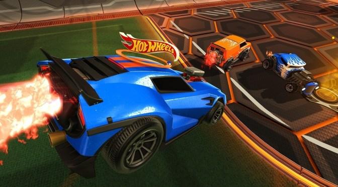 """<span class=""""entry-title-primary"""">¡Rocket League recibirá contenido de Hot Wheels!</span> <span class=""""entry-subtitle"""">El DLC estará disponible en tiendas digitales este mes.</span>"""