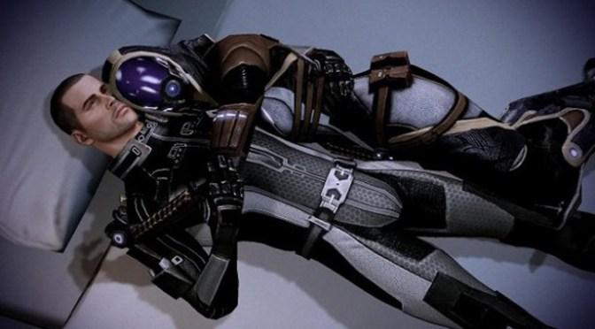 """<span class=""""entry-title-primary"""">¡Aguas! Mass Effect: Andromeda ha sido clasificado y tendrá desnudez """"completa""""</span> <span class=""""entry-subtitle"""">No lo jueguen en frente de los pequeñines</span>"""