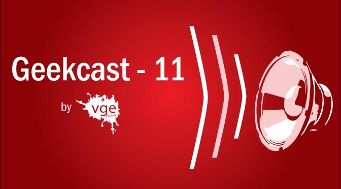 Geekcast – 11   Logan, Power Rangers y Fire Emblem
