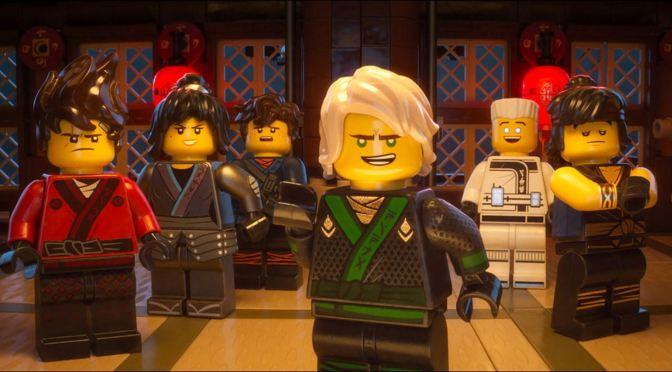 """<span class=""""entry-title-primary"""">The LEGO Ninjago Movie estrena su primer tráiler</span> <span class=""""entry-subtitle"""">Las fuerzas del bien y el mal están relacionadas…literalmente</span>"""