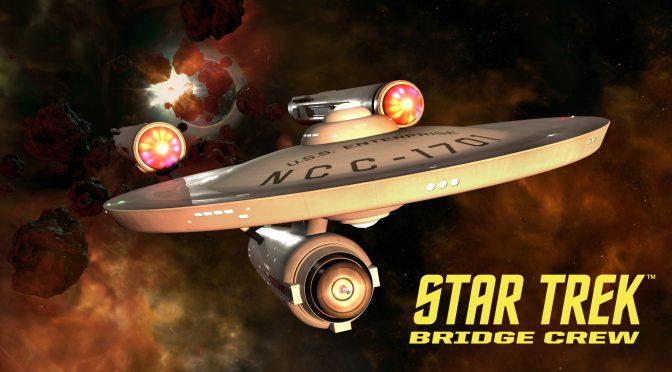 """<span class=""""entry-title-primary"""">El Puente Original del U.S.S. ENTERPRISE estará en STAR TREK: Bridge Crew.</span> <span class=""""entry-subtitle"""">La experiencia en Realidad Virtual de STAR TREK sale a la venta el próximo 30 de mayo.</span>"""