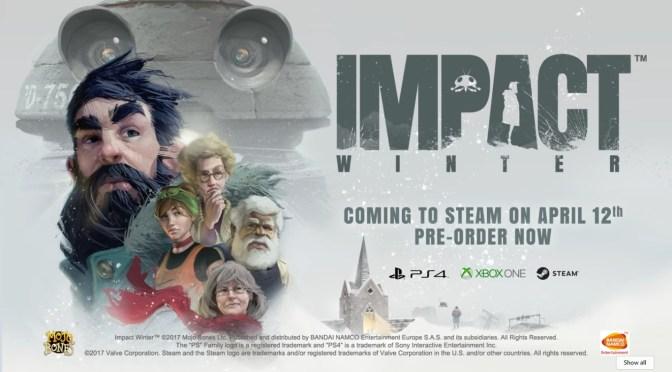 """<span class=""""entry-title-primary"""">Encontré una razón para vivir, conoce Impact Winter</span> <span class=""""entry-subtitle"""">De Bandai Namco</span>"""