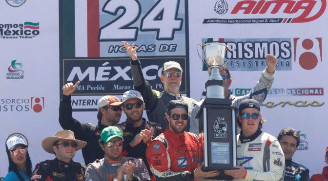 """<span class=""""entry-title-primary"""">El Equipo Z Motors gana categoría estelar en el regreso de las 24 Horas de México</span> <span class=""""entry-subtitle"""">La carrera marcó el inicio del campeonato Mexican Endurance Series</span>"""
