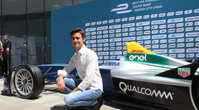 """<span class=""""entry-title-primary"""">Esteban Gutiérrez realizará un Road Show en Reforma, previo al ePrix de la Ciudad de México</span> <span class=""""entry-subtitle"""">El piloto mexicano correrá en el Julius Baer Mexico City ePrix, este 1 de abril en el Autódromo Hermanos Rodríguez, con el equipo TECHEETAH </span>"""