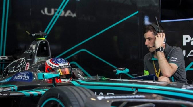 Panasonic Jaguar Racing se dice listo para rodar en el ePrix de la Ciudad de México