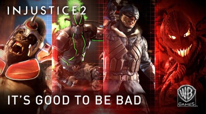 """<span class=""""entry-title-primary"""">""""Es bueno ser malo"""" en el nuevo tráiler de Injustice 2</span> <span class=""""entry-subtitle"""">Captain Cold robó cámara</span>"""